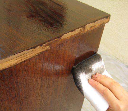 Покраска шкафа из дсп своими руками 32
